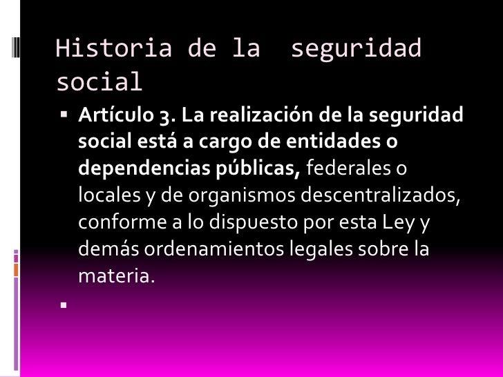 Historia De La Seguridad Social En Guatemala Prestamos