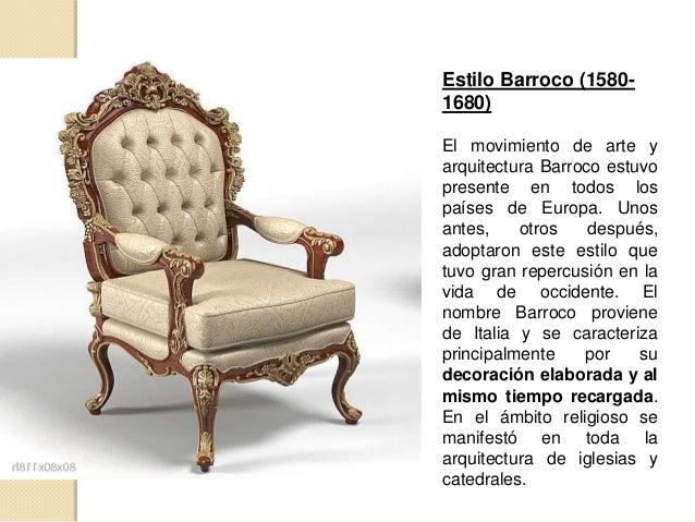 Historia de la silla de andar por casa - Estilos de sillas antiguas ...
