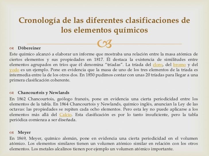 Historia de la tabla periodica introduccin 4 urtaz Image collections