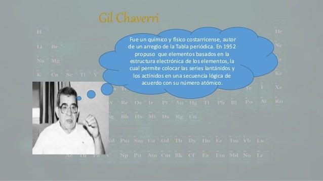 Historia de la tabla periodica periodica gil chaverri urtaz Gallery
