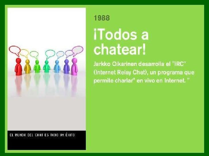 2006        describe la evolución del uso        y la interacción en la red a        través de diferentes caminos:        ...