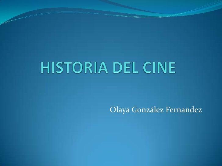 Olaya González Fernandez