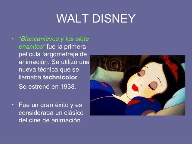 Historia del cine de animaci n irene for Espejo q aparece en una pelicula