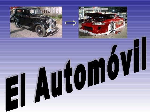 INDICE · 1769. Un vehículo accionado por vapor · 1828. Vehículos de vapor circulan por Inglaterra · 1876. Otto crea el mot...