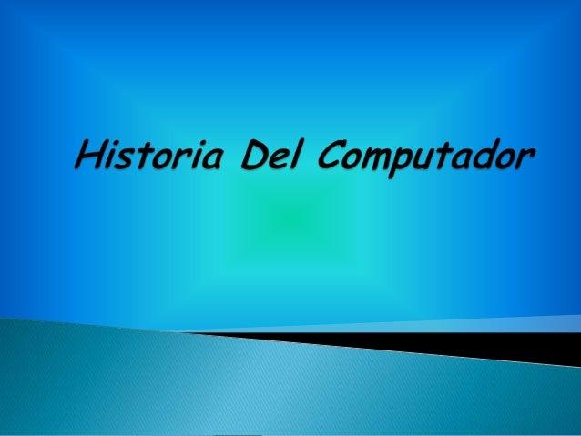 Una computadora o computador, también denominada ordenador, esuna máquina electrónica que recibey procesa datos para conve...
