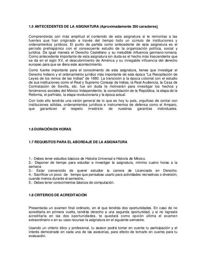 historia del derecho universal y mexicano libro pdf