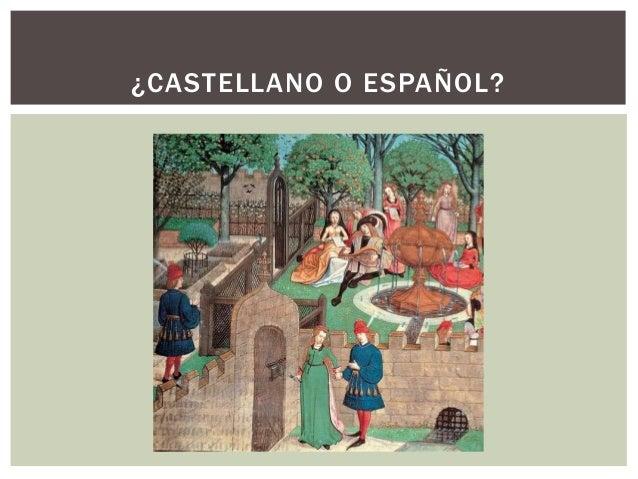 historia Español
