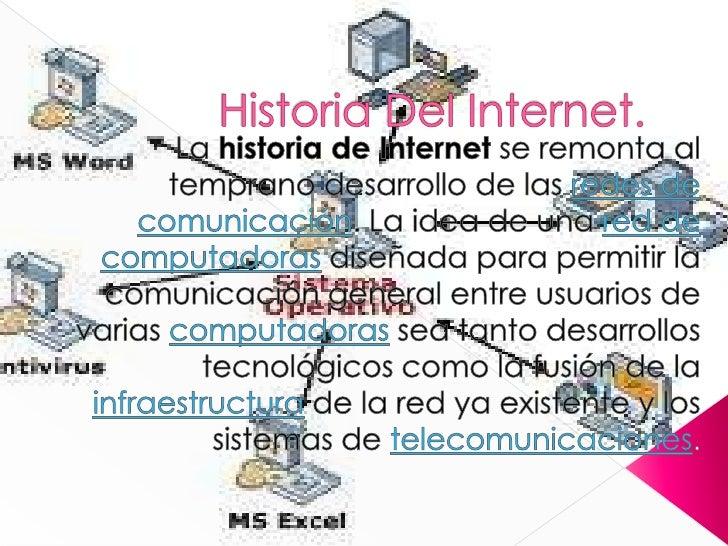    El derecho de acceso a internet debe ser    pensado como medio y no como fin, es    un medio necesario para el ejercic...