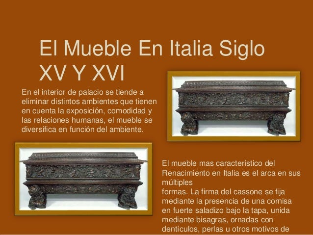 Historia del mueble for El mayorista del mueble