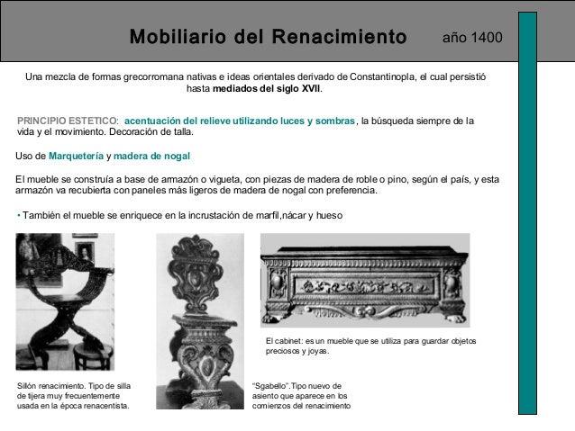 Historia Del La Silla Historia Del Mueble Espanol