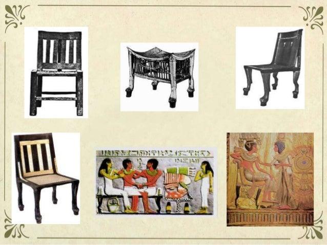 historia del mueble antiguo i