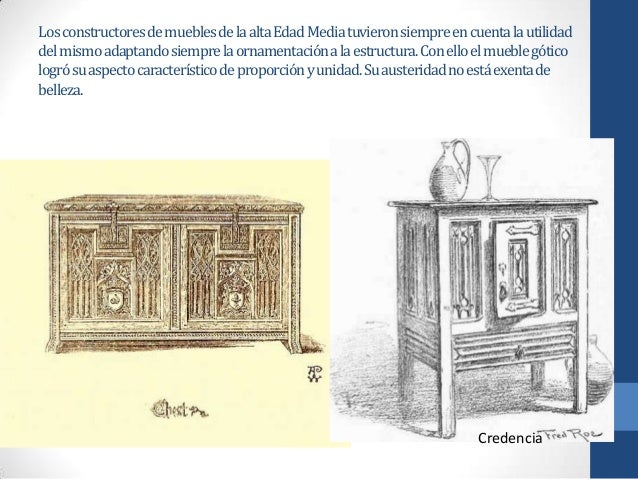 Credencia; 6.