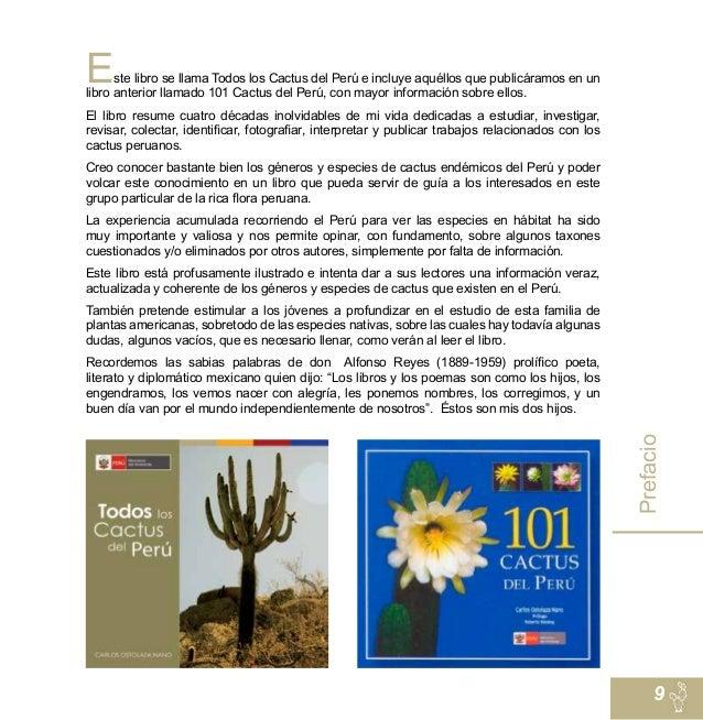 Historia de los cactus del peru for Informacion sobre el cactus
