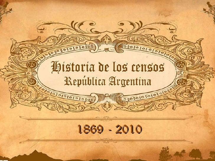 1869 - 2010