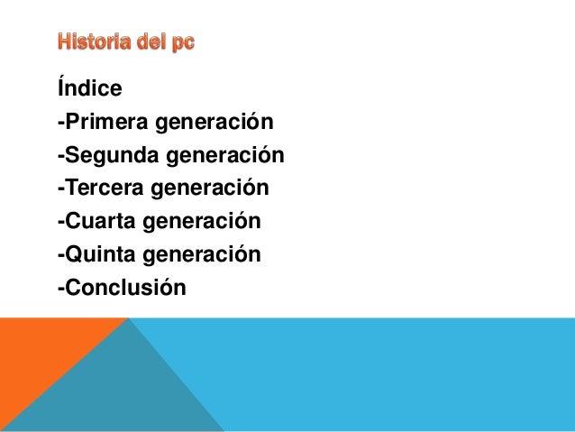 Historia del pc Slide 2