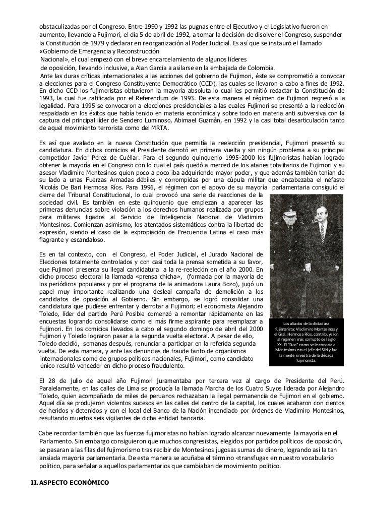 Historia del perú 4º