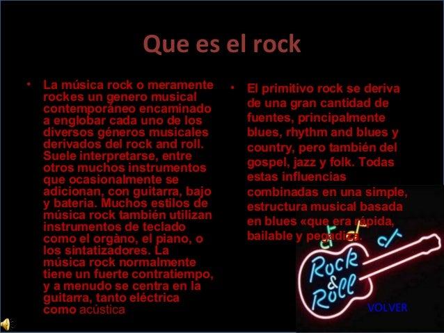 Historia del rock autoguardado for Espectaculo historia del rock