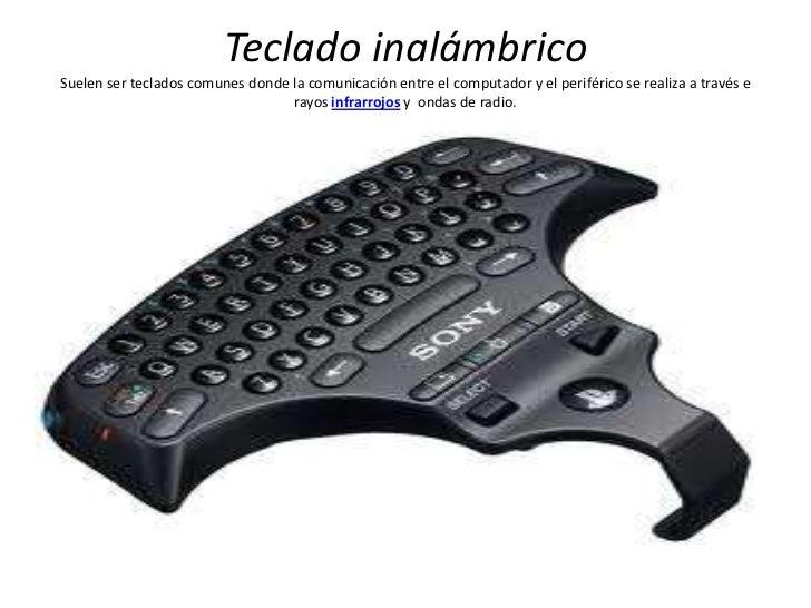 Historia del teclado diapositivas