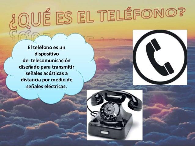Historia del teléfono Slide 3