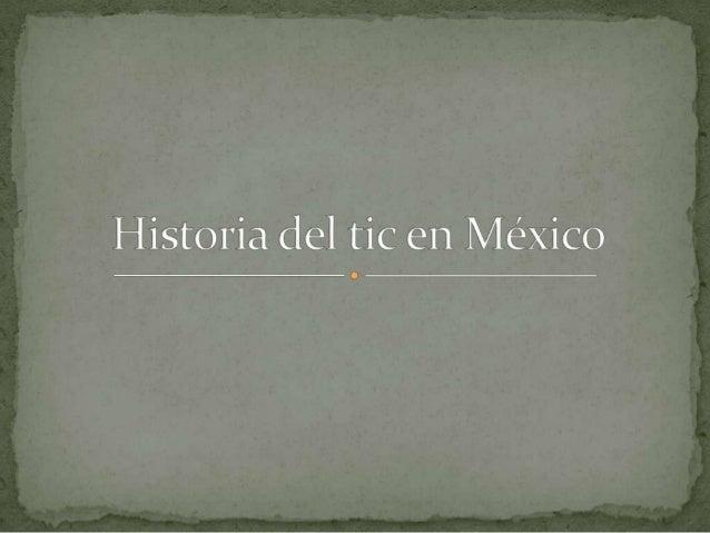 Institución UNAM Modelo de computadora IBM 650 Descripción del momento Llega a UNAM la primera computadora en México y de ...