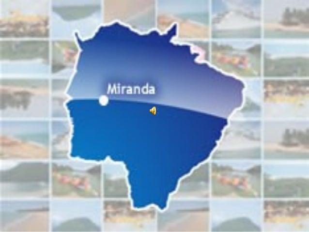 ORIGEM: Origem Pela localização do município e características do grupo étnico, pode-se supor que foram os Terena os prime...