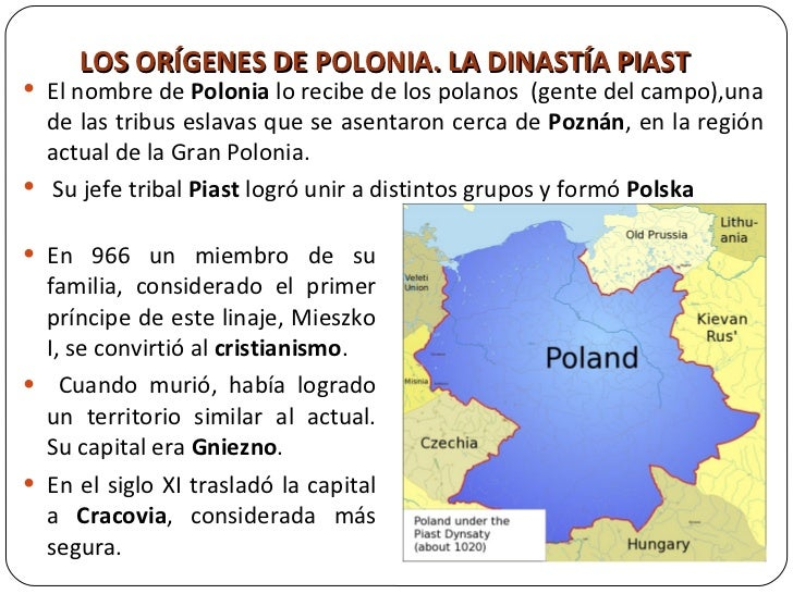 Historia de Polonia