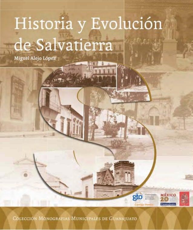 Historia y Evolución de Salvatierra Miguel Alejo López