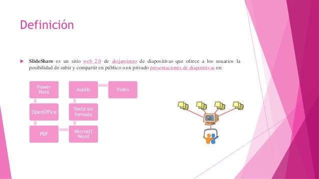 Historia de slide share Slide 3