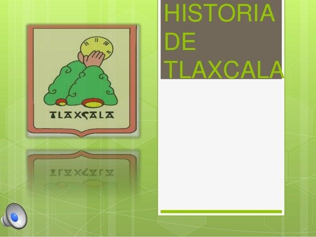 HISTORIA DE TLAXCALA