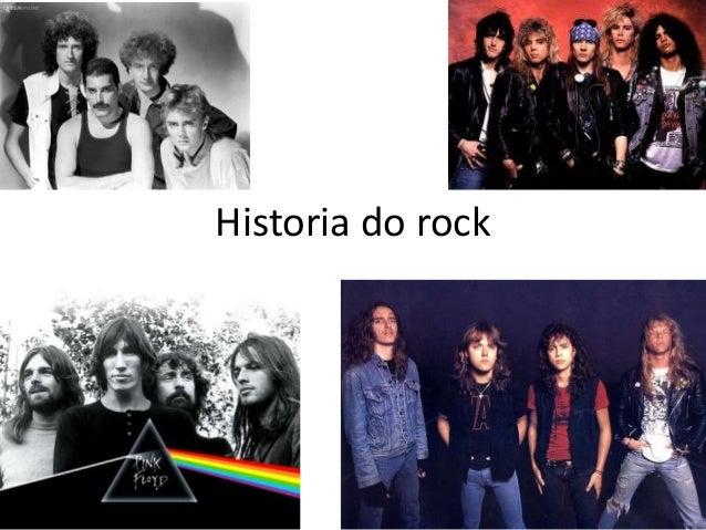 Historia do rock