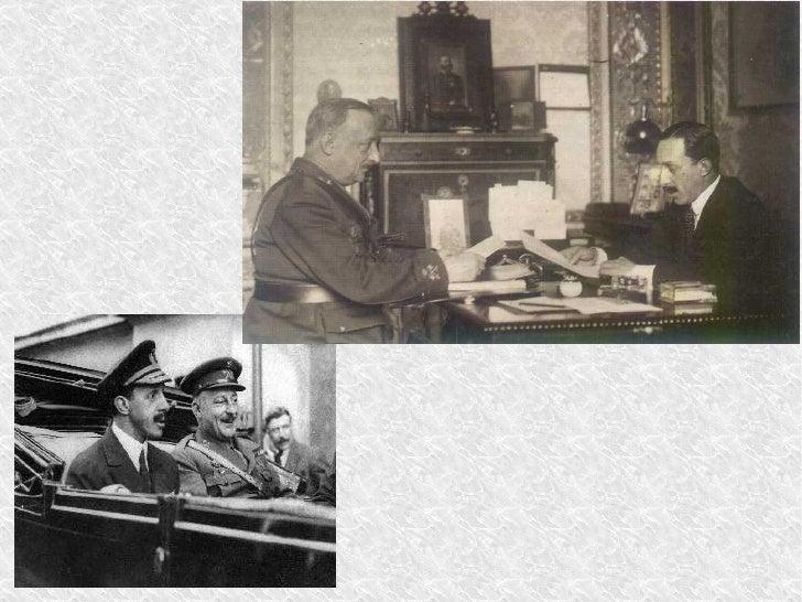 3. La Segunda RepublicaAlcalá Zamora era el presidente de la República y las Cortes elaboraron la Constitución de1931.Las ...