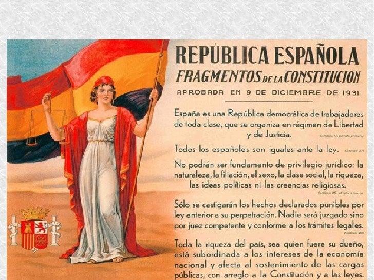 5. El Bienio conservador y el FrentePopular  El Bienio conservador (1933 - 1935)-En 1933 ganó las elecciones el Partido Ra...