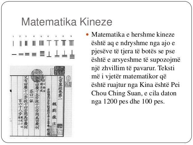 Matematika moderne Shekulli i 20 e pa matematikën të bërënjë profesion i madh. Në një fjalim në 1900 në KongresinNdërkom...