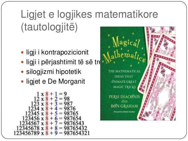 Matematika në mjekësiMatematikandihmon nëzbulimin emekanikave tëndryshme qëndihmojnë nëzbulimin dhekurimin esëmundjeve tën...