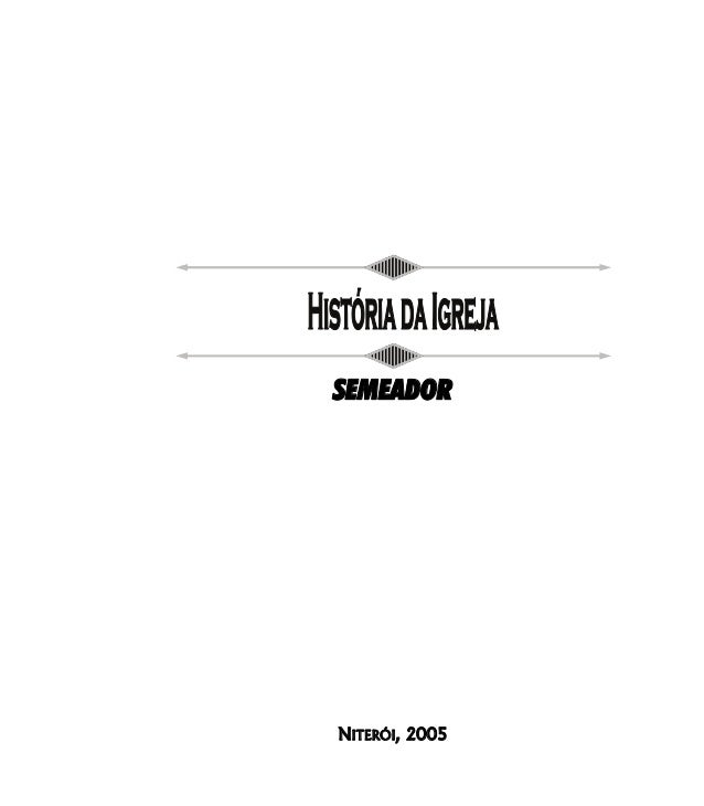 NITERÓI, 2005 SEMEADOR