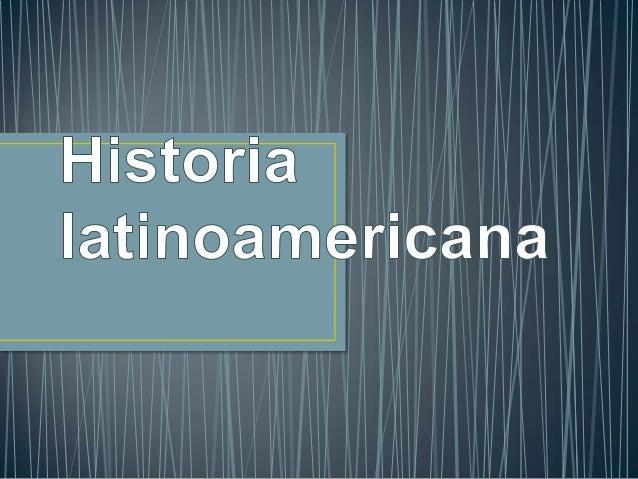 • La colonización europea de América comenzó a  finales del siglo XV después de que Cristóbal  Colón, llegara en 1492 con ...