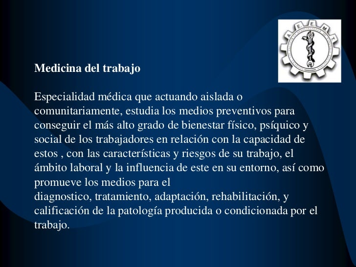 HISTORIA DE LA MEDICINA LABORAL DOWNLOAD