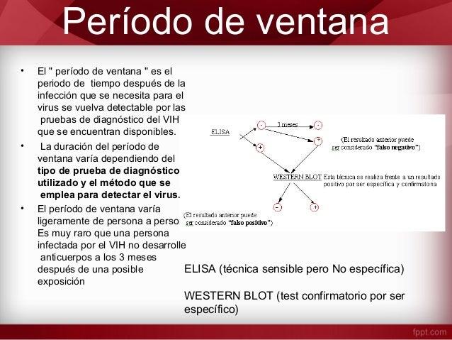 Historia natural de vih periodo latente periodo de - Aids periodo finestra ...