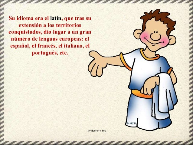 Historia para niños 5  civilización romana (AUTOR DESCONOCIDO) Slide 3
