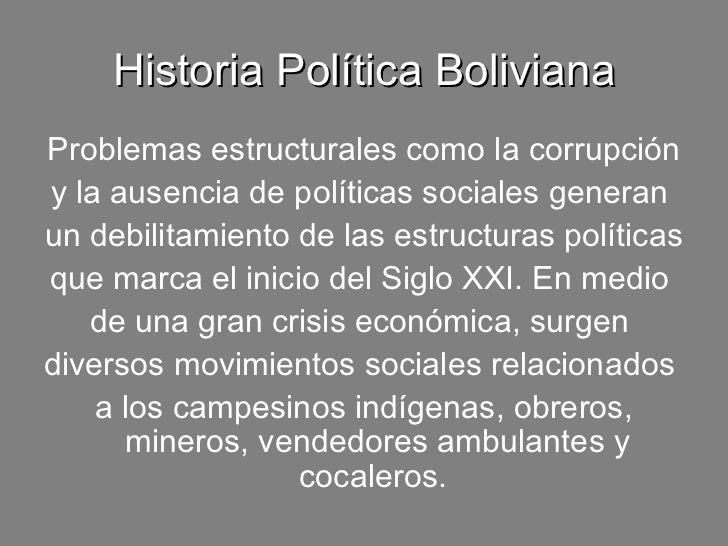 HISTORIA POLITICO DE BOLIVIA EBOOK DOWNLOAD
