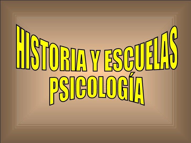 HISTORIA DE LA PSICOLOGÍA1.- Animismo: Pueblos primitivos                       ANIMISMO                    PNEUMA        ...