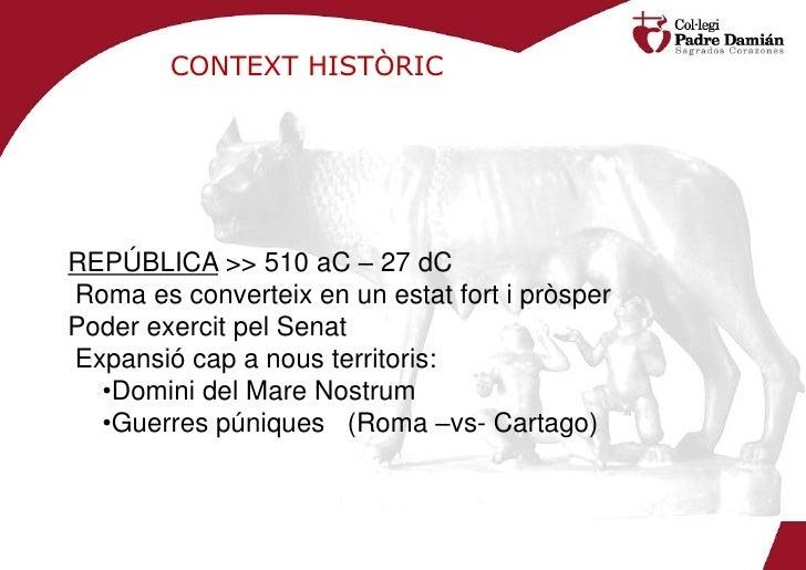 Historia roma Slide 3