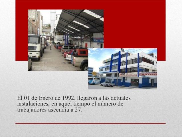 Historia Romero Hnos. Slide 3