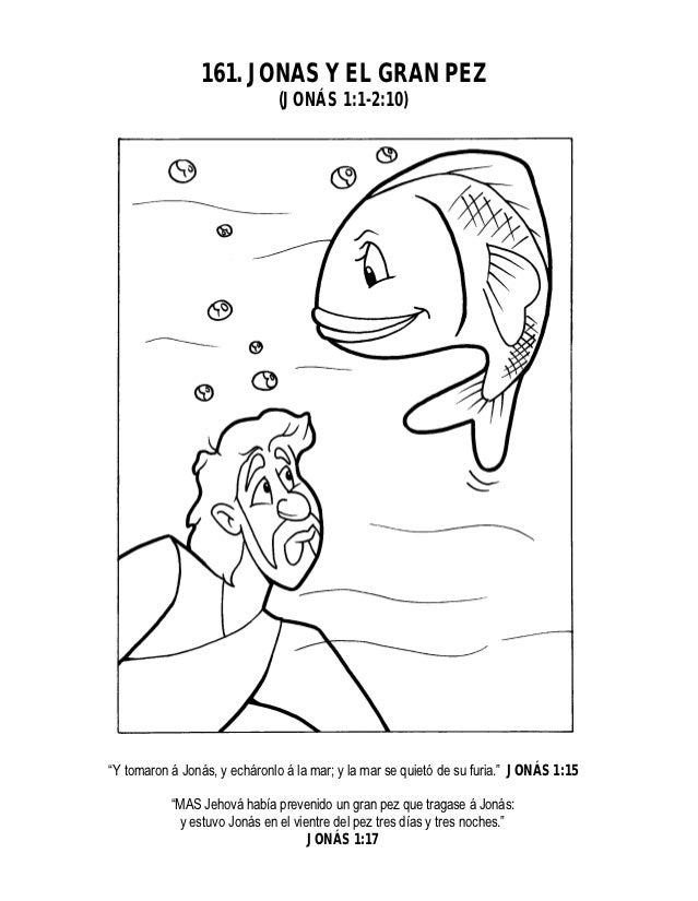 Bonito Jonah Hoja Para Colorear Festooning - Dibujos Para Colorear ...