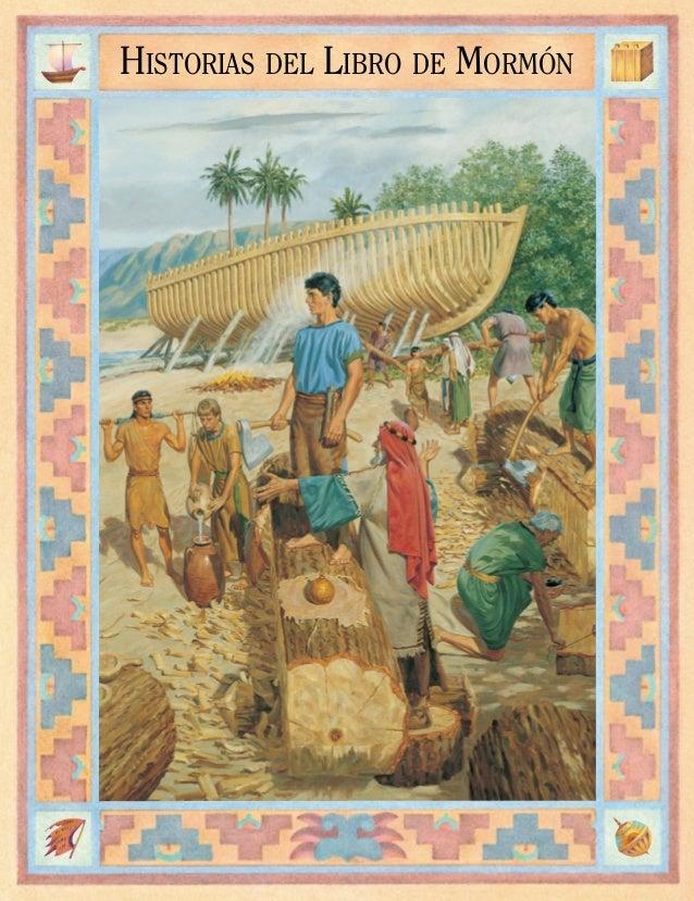 HISTORIAS DEL LIBRO DE MORMÓN