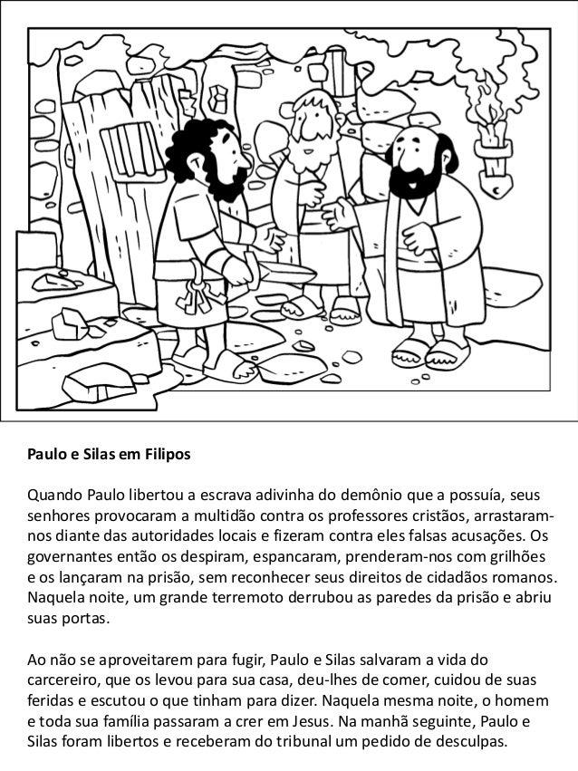 Historias Do Atos Dos Apostolos Para Criancas Livro Para Colorir
