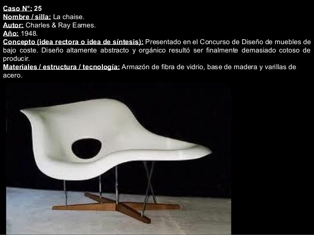 La silla como metáfora de la Cultura.