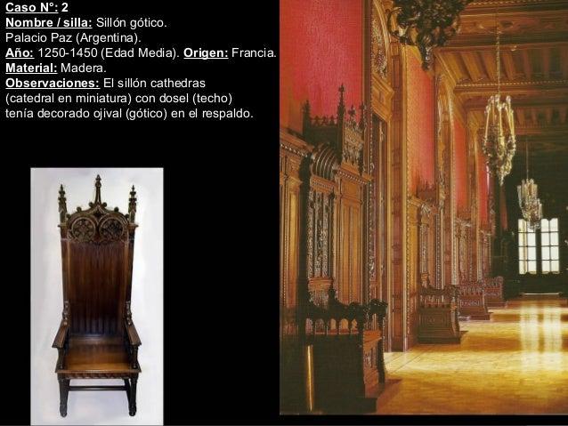 La silla como met fora de la cultura - Silla luis xiv ...