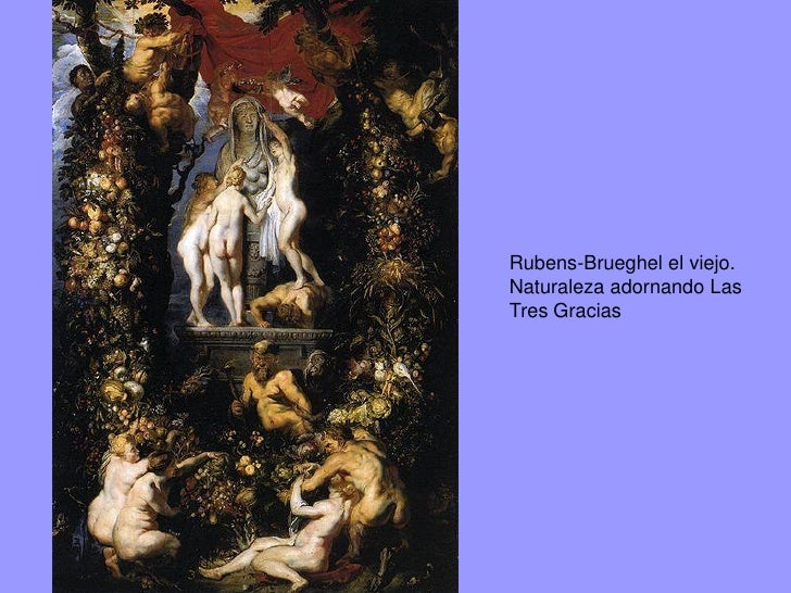 Peter Paul Rubens.Las tres gracias.