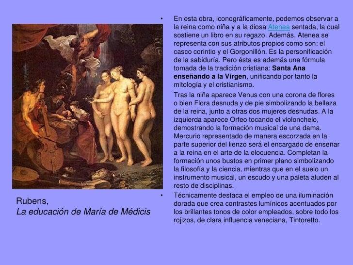 Rubens,  El desembarco de  María de Medicis  en Marsella